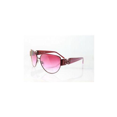 okulary przeciwsłoneczne Guess GU 6508 BU-52