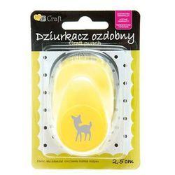 Dziurkacz ozdobny Dalprint JCDZ-110-349/2,5cm - bambi