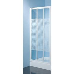 SANPLAST drzwi Classic 90-100 przesuwne, szkło W5 DTr-c-90-100 600-013-1831-01-420