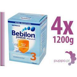 Bebilon 3 z pronutra 4 x 1200g mleko