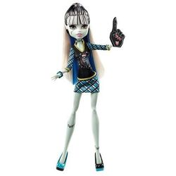 Monster High Straszycheerleaderki Frankie Stein