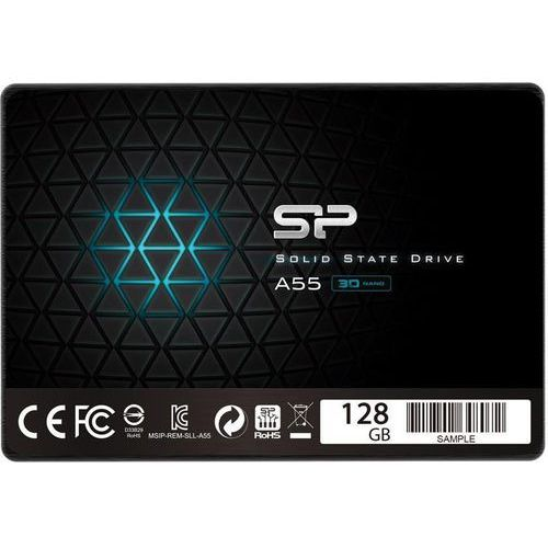 Dysk SILICON POWER Ace A55 128GB (SP128GBSS3A55S25)