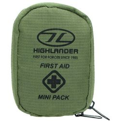 Highlander Mini Apteczka Survivalowa Military First Aid Mini Pack Oliv