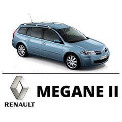 Renault Megane II - Zestaw MAX Oświetlenie wnętrza LED - 11 żarówek