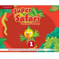 Super Safari Level 1 Teacher's Book (opr. miękka)
