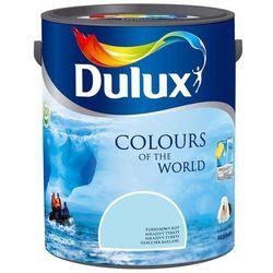 Farba Kolory Świata Dulux Turkusowy Klif 2.5L