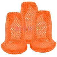 Wymienne siateczki do karmienia 3 szt Canpol (pomarańczowe)