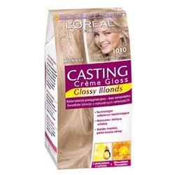 Casting Creme Gloss farba do włosów 1010 Jasny lodowy blond