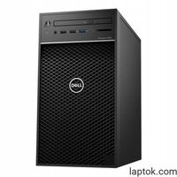 Dell Precision T3630 MT i7 16GB 512SSD + 1TB 3NBD