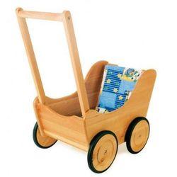 Wózek drewniany dla lalek Nostalgia