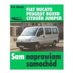 Fiat Ducato, Peugeot Boxer, Citroen Jumper (Modele 1982-2002) (opr. miękka)