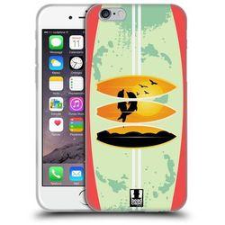 Etui silikonowe na telefon - Surfboards DOLPHIN