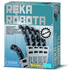 4M, zestaw kreatywny Ręka robota