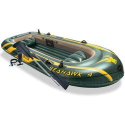 Intex Seahawk ponton z wios?ami + pompka 68351NP Darmowa wysy?ka i zwroty