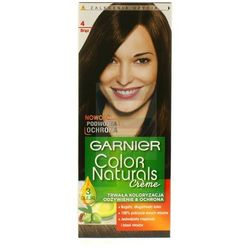 Garnier Color Naturals Farba do włosów Brąz nr 4