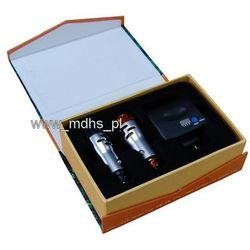 Jonizator powietrza, ozonator, oczyszczacz, 2 000 000 jonów ujemnych, samochodowy, ZESTAW upominkowy 2 szt, A01SOP/A02DOP