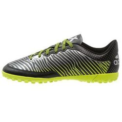 adidas Performance X 15.3 CG Korki Turfy core black/semi solar slime/metallic silver
