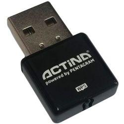 Karta sieciowa Wi-Fi USB 300Mb/s Pentagram P6132-30