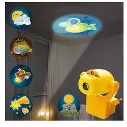 Lampka projektor (6 motywów)