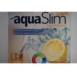 Aqua Slim Lemon płyn 10 sasz.