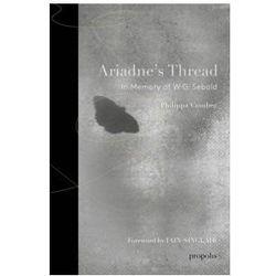 Ariadne's Thread: In Memory of W.G. Sebald