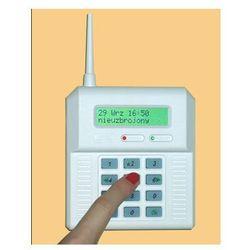 Bezprzewodowa centrala alarmowa CB32 z podświetlaniem niebieskim, CB32N