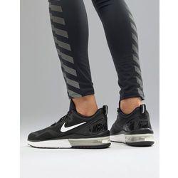 Nike Air Force 1 '07 LV8 Trainers In Black 823511 011 Black Buty meskie czarne w Asos