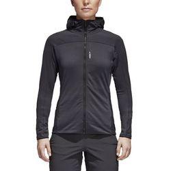 Bluza z kapturem z polaru adidas W CG2421