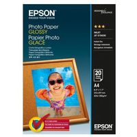 Epson C13S042538 Photo Paper Glossy, A4, 200 g/m2, 20 arkuszy