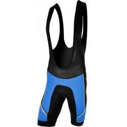 Męskie spodnie rowerowe lacl Silvini Salia MP458 blue
