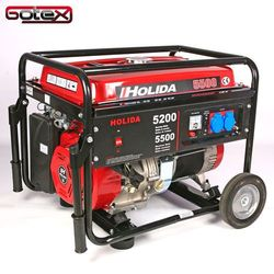Generator prądu HOLIDA 5500 jedna faza 5,5 kW