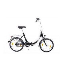 3be81d46b97b Aluminiowy rower składany SKŁADAK niska rama MIFA BIRIA 3-biegi SHIMANO  czarny