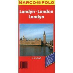 Londyn 1:15 000 /Marco Polo/ (opr. twarda)