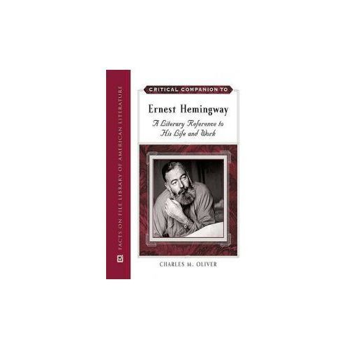 critical essays for ernest hemingway This essay explores the possibility of regarding hemingway's a farewell to arms as evidence of hemingway's dissatisfaction with cultural definitions of masculinity and femininity.