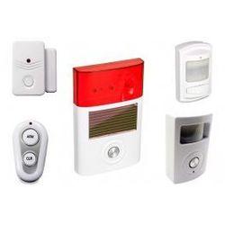 Bezprzewodowy alarm ORNO OR-AB-MH-3005, 2xPIR, 1xKontaktron 2xPilot, syg. zew.