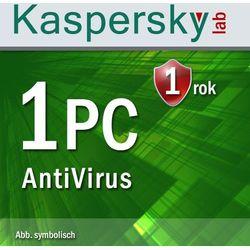 Kaspersky Antyvirus 2016 1 PC ESD
