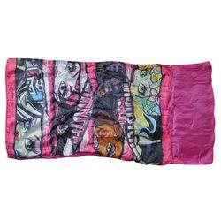 Śpiwór dla dzieci Monster High - Różowy