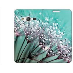 Flex Book Fantastic - Samsung Galaxy Trend 2 Lite - pokrowiec na telefon - floral