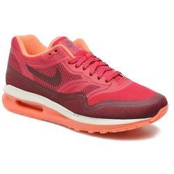 Tenisówki i trampki Nike Wmns Nike Air Max Lunar1 Damskie Różowe 100 dni na zwrot lub wymianę