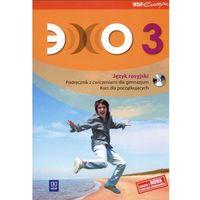 Echo 3 Podręcznik Z Ćwiczeniami Z Płytą Cd (opr. miękka)