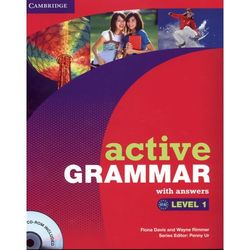 Active Grammar With Answers Level 1 + Cd (opr. miękka)