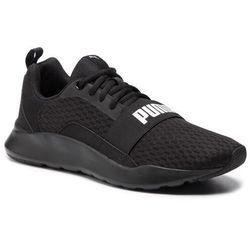 f0727dd2 buty zimowe puma tatau sneaker black meskie czarne w kategorii ...