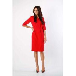 ae99721902 suknie sukienki klasyczna czerwona sukienka japan style - porównaj ...