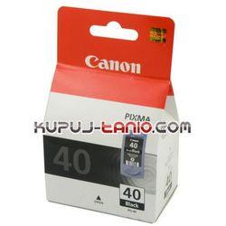 Canon PG-40 oryg. czarny tusz do Canon MP210 MP190 MP160 MP140 iP2600 iP1900 iP1800