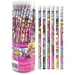 Starpak, Barbie, ołówek z gumką, 48 sztuk Darmowa dostawa do sklepów SMYK