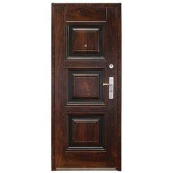 Drzwi wejściowe Quadrat 80 lewe Evolution Doors