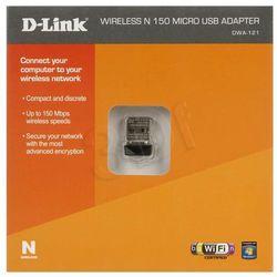 D-link Karta sieciowa bezprzewodowa DWA-121 USB 2.0- wysyłka dziś do godz.18:30. wysyłamy jak na wczoraj!