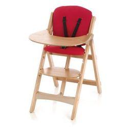JANE Krzesełko do karmienia Twig Red
