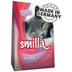 22% taniej! Smilla Adult Sterilised - 10 kg