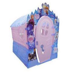 Domek dla dzieci Marian Plast Frozen - Kraina Lodu Niebieski/Różowy